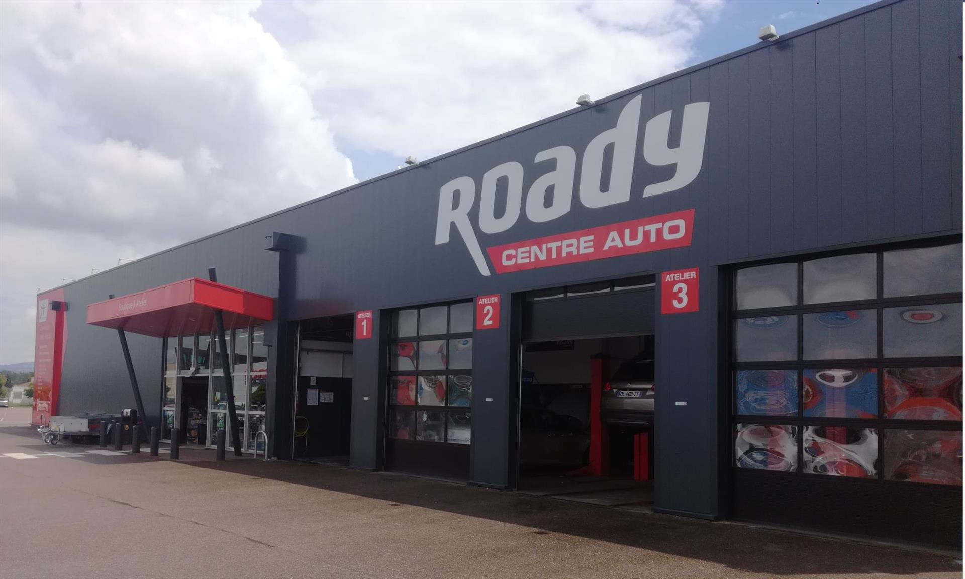Photo Centre Auto Roady Bonson